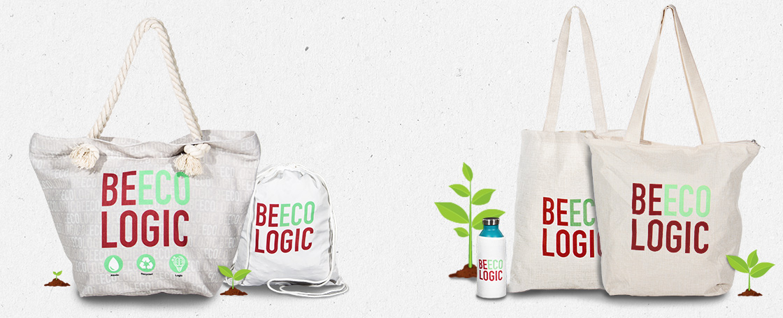 Beecologic collection nastrotecnica recycled textile juta microfiber
